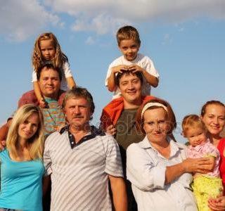 с Международным Днём семей