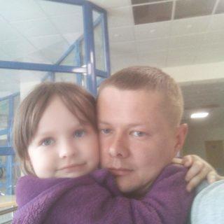 Короткевич Сергей и дети
